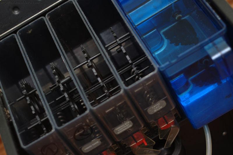 контейнеры для ингредиентов кофемашины